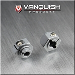 Vanquish Products 12mm Clamping Hex Hub Grey Anodized (2)