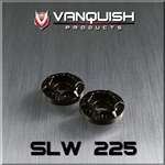 Vanquish Products SLW .225 Wheel Hub Black (2)