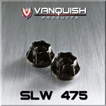 Vanquish Products SLW .475 Wheel Hub Black (2)