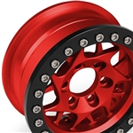 Vanquish Products Single KMC 1.9 XD127 Bully Red Anodized (1)