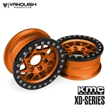 Vanquish Products KMC 1.9 XD127 Bully Orange Anodized (2)