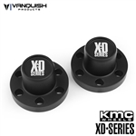 Vanquish Products Center Hubs XD Series Black Anodized
