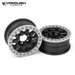 Vanquish Products Method 1.9 Race Wheel 101 Black Anodized V2 (2)