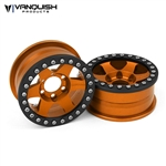 "Vanquish Products Method 1.9"" Race Wheel 310 Orange Anodized (2)"