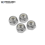 Vanquish Products 5mm Non-Flanged Wheel Nuts (4)