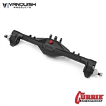 Vanquish Products Currie Portal F9 SCX10 II Rear Axle Black Anodized