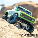 Vanquish Products VS4-10 Ultra Kit Clear Anodized - Origin Halfcab