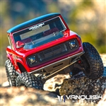 Vanquish Products VS4-10 Ultra Kit Black Anodized - Origin Halfcab
