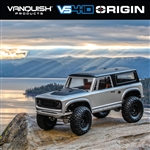 Vanquish Products Origin Body Set