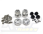 Vanquish Products/Axial Yeti wheel hub kit.