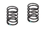 Vaterra Shock Spring Firm, Green (2) V100-S