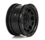 "Vaterra 1.9"" Wheels Black (4): SLK"