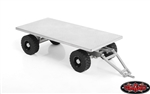 RCWD 1/14 Forklift Trailer with Steering Axle