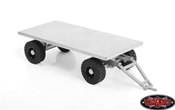 RC4WD 1/14 Forklift Trailer with Steering Axle