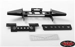 RC4WD Metal Front Bumper for Gelande II D90/D110