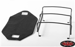 RC4WD Bed Soft Top w/Cage for Mojave II Four Door (Black)