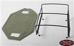 RC4WD Bed Soft Top w/Cage for Land Cruiser LC70 (Green)