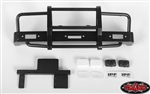 RC4WD Kangaroo Front Bumper w/Lights for Mojave II 2/4 Door Body Set (Black)