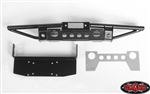 RC4WD Front Tube Bumper for Gelande II D90 / D110