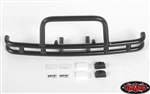 RC4WD Rhino Front Bumper w/IPF Lights for Traxxas TRX-4 '79 Bronco Ranger XLT (Black)