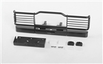 RC4WD Camel Bumper w/Winch Mount and IPF Lights for Traxxas TRX-4 Land Rover Defender