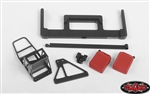 RC4WD Velbloud Rear Bumper for 1985 Toyota 4Runner Hard Body with Accessories