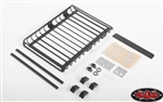 RC4WD Choice Roof Rack with Roof Rack Rails and Rear Lights for 1985 Toyota 4Runner Hard Body