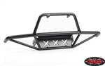 RC4WD Tri-X Steel Stinger Front Bumper for Vanquish VS4-10 Origin Body (Black)