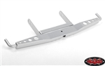 RC4WD Shirya Steel Rear Bumper for Vanquish VS4-10 Origin Body (Silver)