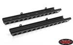 RC4WD Shirya Steel Side Sliders for Vanquish VS4-10 Origin Body (Black)