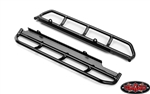 RC4WD Krabs Steel Tube Side Sliders for Vanquish VS4-10 Origin Body (Black)