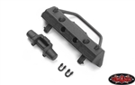 RC4WD Micro Series Front Bumper with Plastic Winch for Axial SCX24 Jeep Wrangler