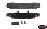 RC4WD OEM Narrow Front Bumper for Axial 1/10 SCX10 III Jeep JLU Wrangler