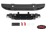 RC4WD OEM Wide Front Bumper for Axial 1/10 SCX10 III Jeep JLU Wrangler