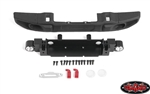 RC4WD OEM Wide Front Winch Bumper for Axial 1/10 SCX10 III Jeep JLU Wrangler