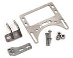 Wertymade Cross RC Demon Stainless Steel CMS Kit w/Panhard & Servo Mount