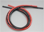 W.S. Deans 12AWG Wire, Red and Black, 3 ft.