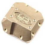 Yeah Racing Brass Diff Cover For Axial SCX10 II (1)
