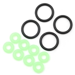 Yeah Racing Desert Lizard Scale Damper Shock O-Ring Set