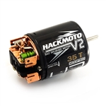 Yeah Racing Hackmoto V2 35T 540 Brushed Motor