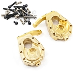 Yeah Racing Brass Front Steering Knuckle 59g 2 pcs - TRX-4