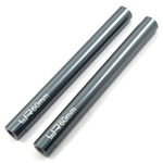 Yeah Racing Threaded Aluminum Link Pipe 6X60mm (2pcs) Gunmetal