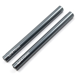 Yeah Racing Threaded Aluminum Link Pipe 6X70mm (2pcs) Gunmetal