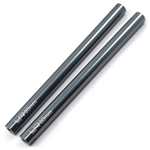 Yeah Racing Threaded Aluminum Link Pipe 6x80mm (2pcs) Gunmetal