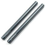 Yeah Racing Threaded Aluminum Link Pipe 6X85mm (2pcs) Gunmetal