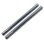 Yeah Racing Threaded Aluminum Link Pipe 6X100mm (2pcs) Gunmetal