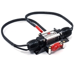 Yeah Racing 1/10 RC Dual Motor HD Steel Wired Winch w/ Control Unit