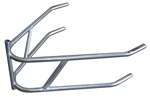 XXX 600 Mini Sprint Rear Bumper (No Basket) Polished Stainless Steel