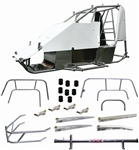 Mini Sprint Chassis Racer Kit