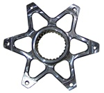 600 Mini Sprint Brake/Sprocket Hub 5/16-20